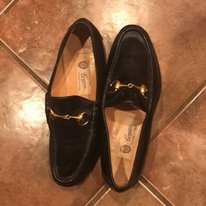 Men's Gucci loafers size 39 1/2